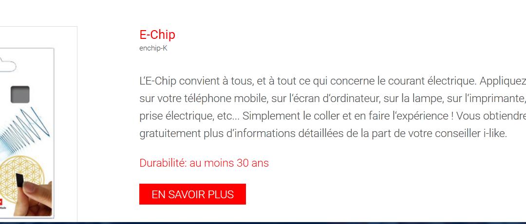 Témoignage E-Chip